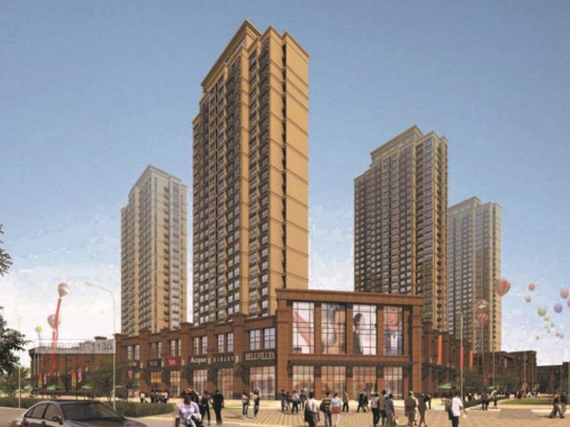 泰安新泰大溪地现代城项目 泰安市