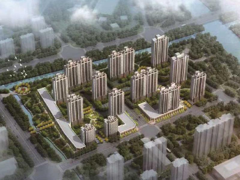 济南新旧动能转换先行区崔寨组团安置一区