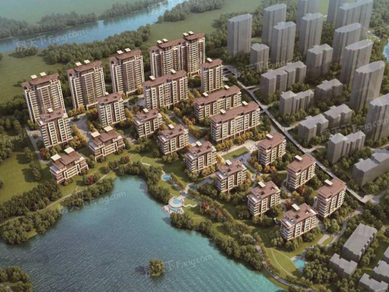 济南蓝石大溪地项目