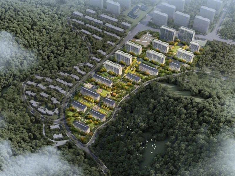 济南高新绿城玉兰花园项目-济南市