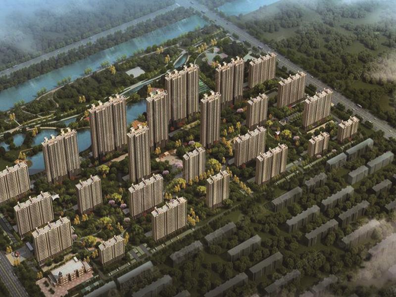 滨州惠众丽景国际项目